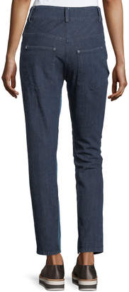 Public School Ray High-Rise Skinny Denim Pants