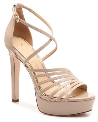Jessica Simpson Bravani Platform Sandal