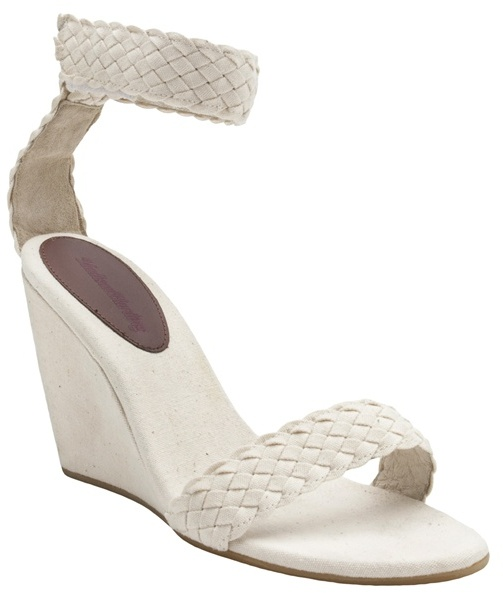 MADISON HARDING - Georgica woven wedge