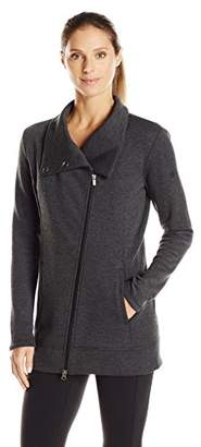 Lucy Women's Long Hatha Jacket $138 thestylecure.com