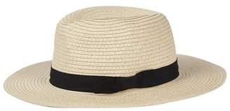 Burton Wide Brim Trilby Hat