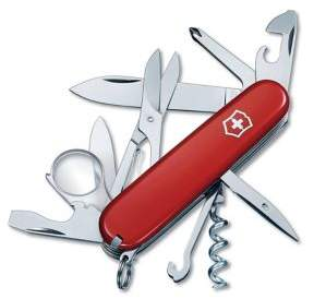 Victorinox Explorer Stainless Steel Knife