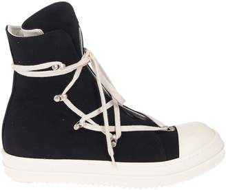 Drkshdw Rick Owens Hexagram Hi Top Sneakers