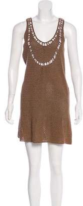 Rachel Comey Knit Mini Dress