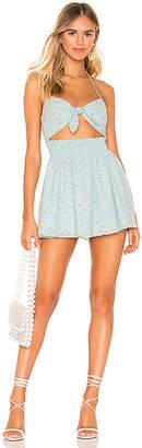 superdown Kaianna Tie Front Dress
