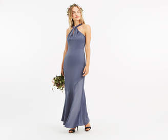 Oasis TWIST SLINKY MAXI DRESS*