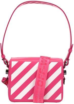 e676d51cea Off-White Purple Handbags - ShopStyle