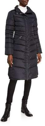 Bogner Marea Long Puffer Coat