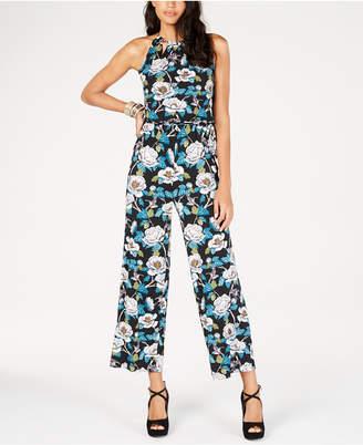 Thalia Sodi Chain-Strap Jumpsuit