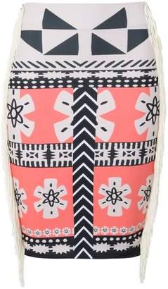 SUGARBIRD Knee length skirts - Item 35333610CM