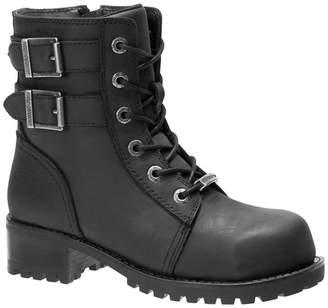 Harley-Davidson Women Archer Steel Toe Work Boot Women Shoes