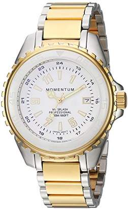Momentum Women's Quartz Stainless Steel Diving Watch