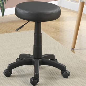 Symple Stuff Height Adjustable Round Stool