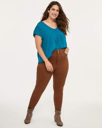 Universal Fit High Waisted Skinny Jean Legging - In Every Story