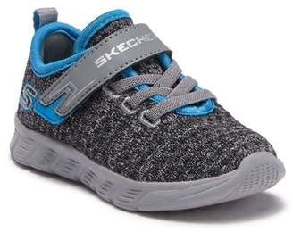 Skechers Comfy Flex Knit Sneaker (Toddler & Little Kid)