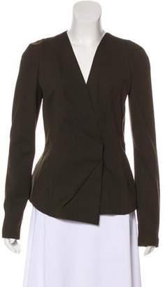 Donna Karan Structured Long Sleeve Jacket
