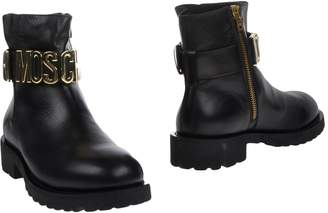 Moschino Ankle boots