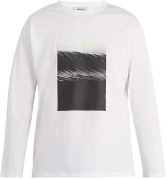 EVEREST ISLES Pacific Photo-print long sleeve T-shirt