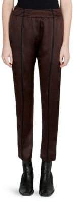 Haider Ackermann Elasticized Waistband Trousers