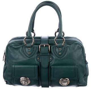 Marc Jacobs Leather Venetia Tote