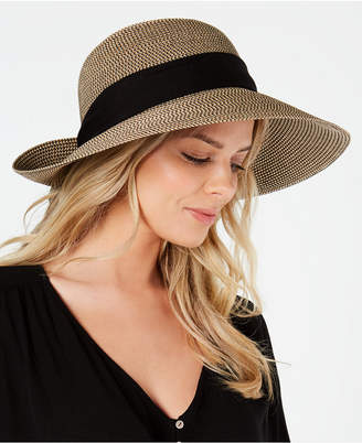 Nine West Scarf Floppy Hat