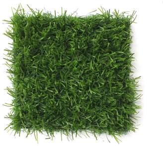 Artificial landscapes Artificial Grass Coasters Set Of Six
