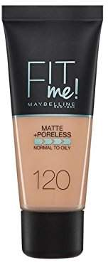 Maybelline Fit Me Matte Poreless Foundation Class Ivory
