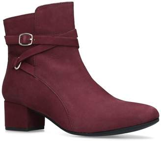 Carvela Suede Renee Ankle Boots
