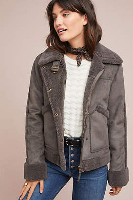 Marrakech Tina Sherpa Jacket