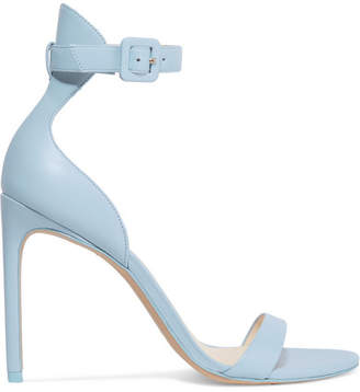Sophia Webster Nicole Leather Sandals - Blue