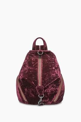 Rebecca Minkoff Velvet Medium Julian Backpack