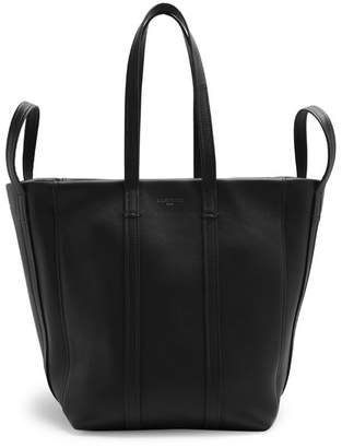 Balenciaga Laundry Cabas S - Womens - Black