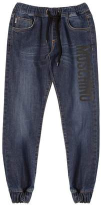 Moschino Stretch Denim Jeans