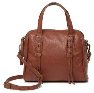 Lucky Brand Amber Leather Small Satchel