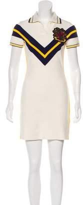 FENTY PUMA by Rihanna Striped Mini Dress