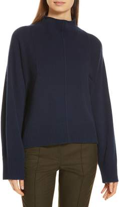 Nordstrom Signature Side Slit Cashmere Sweater