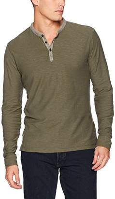 Lucky Brand Men's Refined Henley Shirt