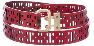 Marc Jacobs Perforated Hip Belt