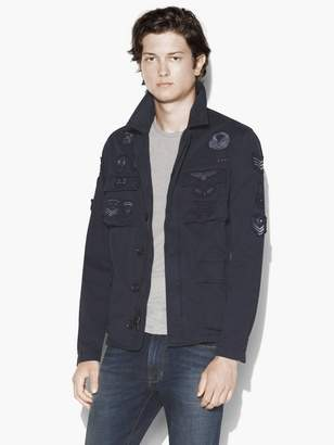 John Varvatos Flight Jacket