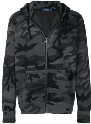 Polo Ralph Lauren camouflage print hoodie