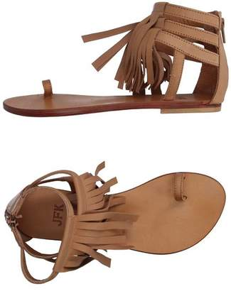 JFK Toe post sandal