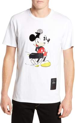 Rag & Bone Mickey Mouse Collage Unisex Graphic T-Shirt