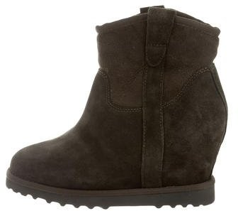 Ash Ash Yahoo Suede Ankle Boots