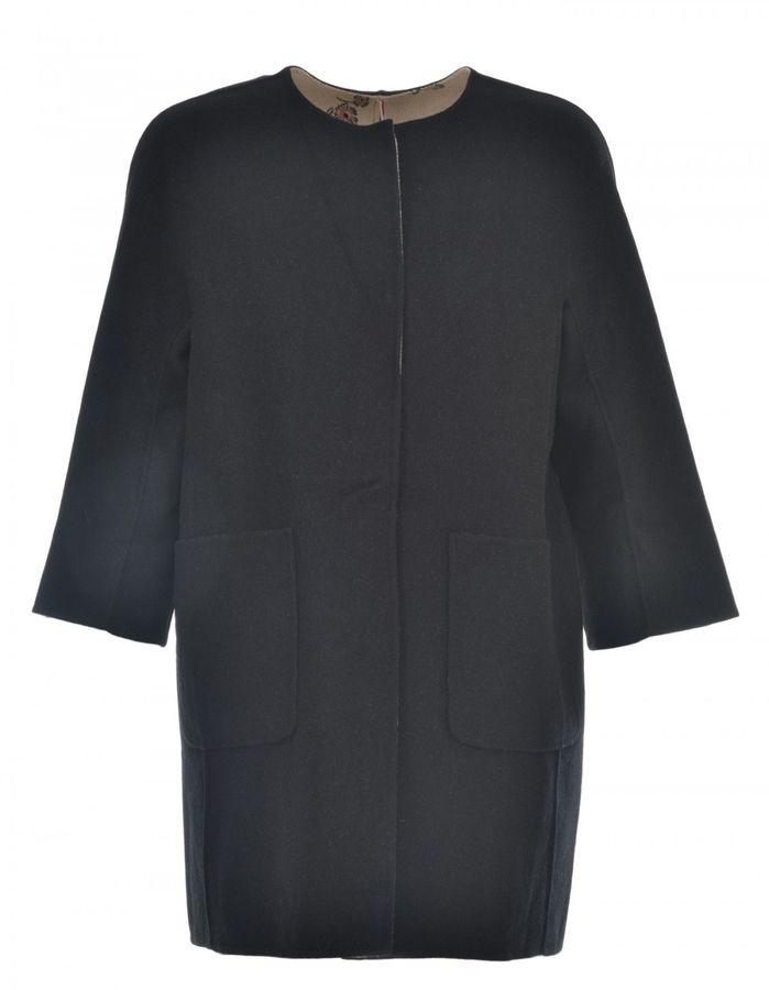 Max MaraMax Mara Reversible Wool Coat