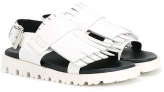 Marni fringed sandals