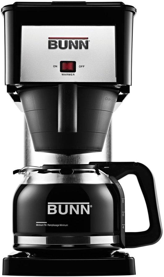 Bunn Professional Coffee Brewer - BXB - Black - 10-Cup