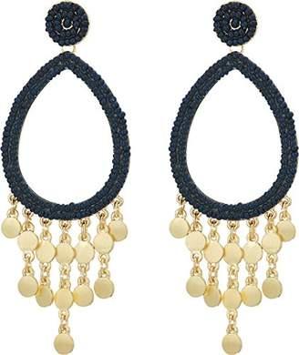 Rebecca Minkoff Women's Riley Beaded Drop Earrings