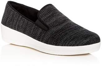 FitFlop Women's Superskate Knit Sneakers