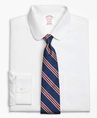 Brooks Brothers Madison Classic-Fit Dress Shirt, Non-Iron Golf Collar