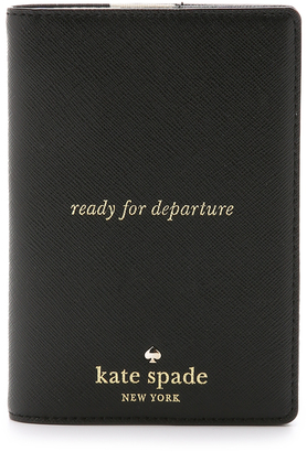 Kate Spade New York Passport Holder $78 thestylecure.com